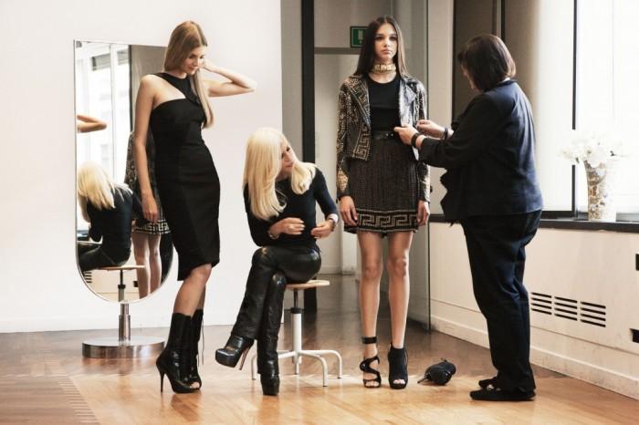 Une collection iconique Versace pour H&M