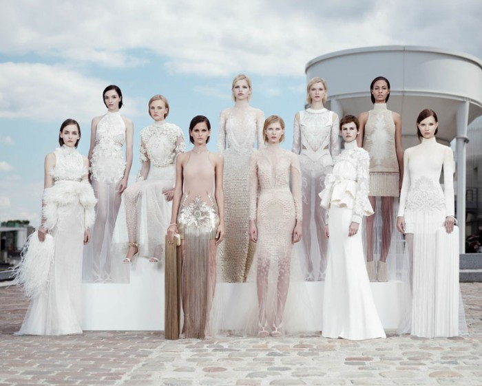 Givenchy Haute-Couture Automne Hiver 2011-2012