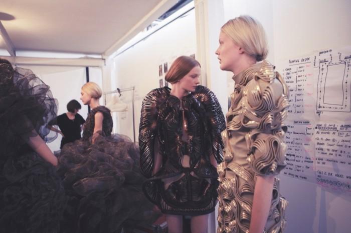 Iris Van Herpen Haute Couture Automne Hiver 2011-2012