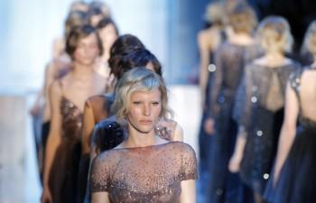 Elie Saab Haute Couture Automne Hiver 2011 2012