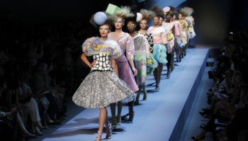 Dior Haute-Couture Automne Hiver 2011-2012