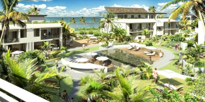 Azuri, le futur village maritime de l'île Maurice