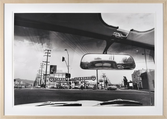 L.A. and friends par Dennis Hopper chez Art District