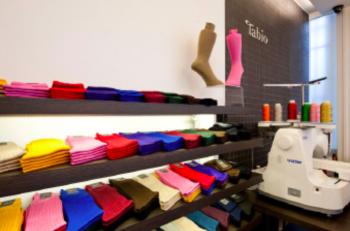 Tabio, le paradis de la chaussette personnalisée