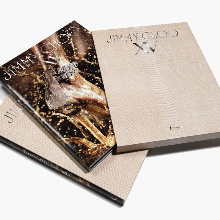 Jimmy Choo XV, le livre