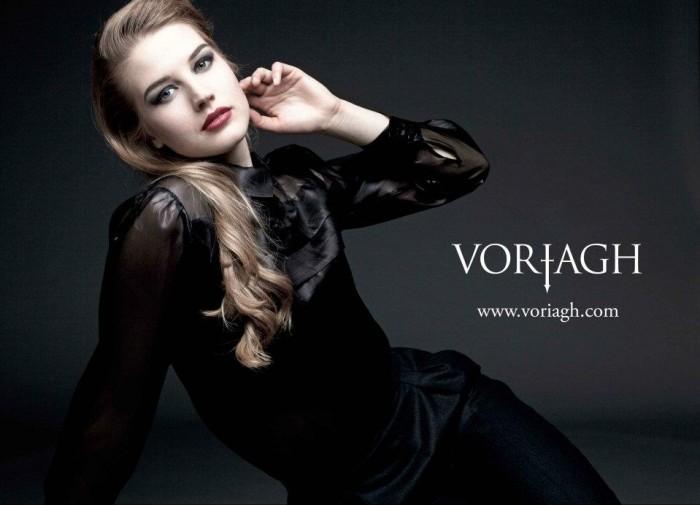 Voriagh ou le prêt-à-porter gothic-chic