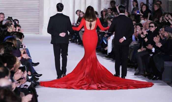 Stéphane Rolland Haute-Couture Printemps Eté 2012