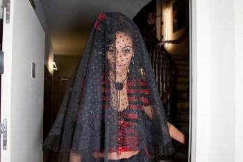 Dans les coulisses du défilé Jean-Paul Gaultier Haute-Couture PE 2012