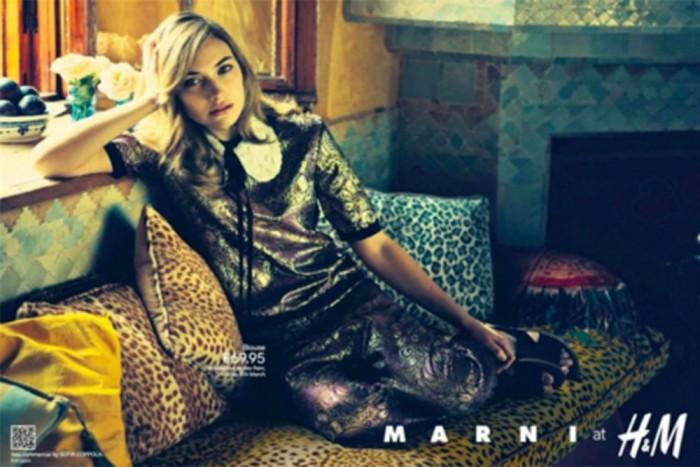 Marni pour H&M par Sofia Coppola