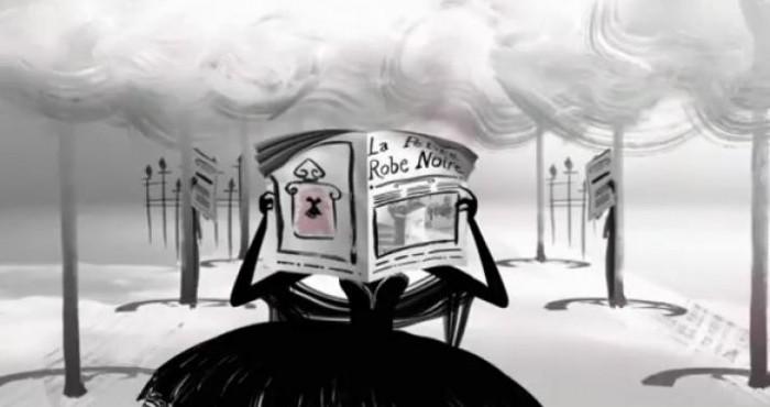 La Petite Robe Noire par Guerlain