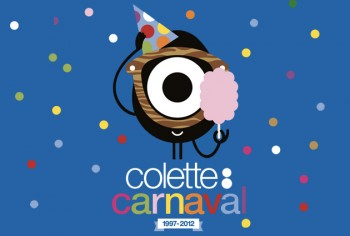 Colette fait son carnaval