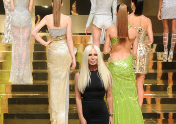 Atelier Versace renouera une dernière fois avec l'Hôtel Ritz Paris