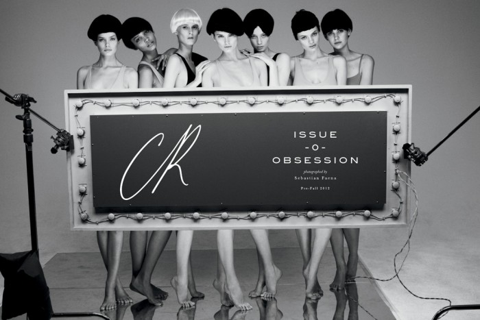 CR Fashion Book par Carine Roitfeld