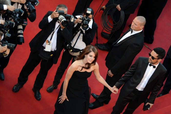 Une pluie de traînes au Festival de Cannes