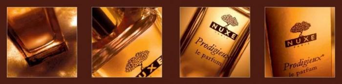 Prodigieux le parfum, la nouvelle création de NUXE