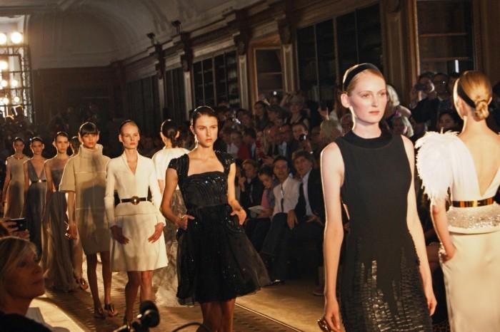 Christophe Josse Haute-Couture Automne Hiver 2012-2013