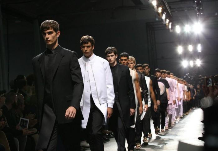 Givenchy Hommes Printemps Eté 2013