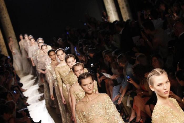 Elie Saab Haute-Couture Automne Hiver 2012-2013