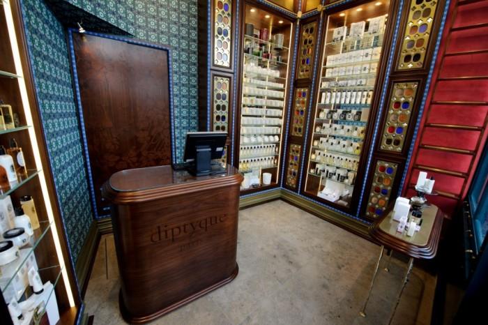 Diptyque ouvre une nouvelle boutique à Londres