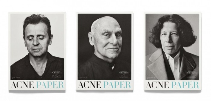 Acne Paper 14 : The Manhattan Issue