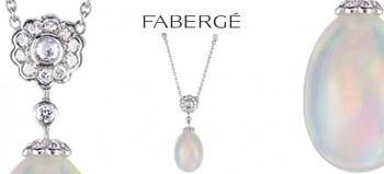 Karénine la collection capsule de Fabergé