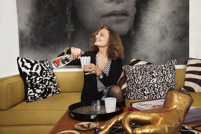 diane von furstenberg rhabille la bouteille d vian maryo 39 s bazaar. Black Bedroom Furniture Sets. Home Design Ideas