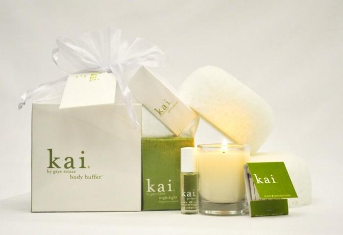 Les produits Kai disponibles sur la Clef du Paradis