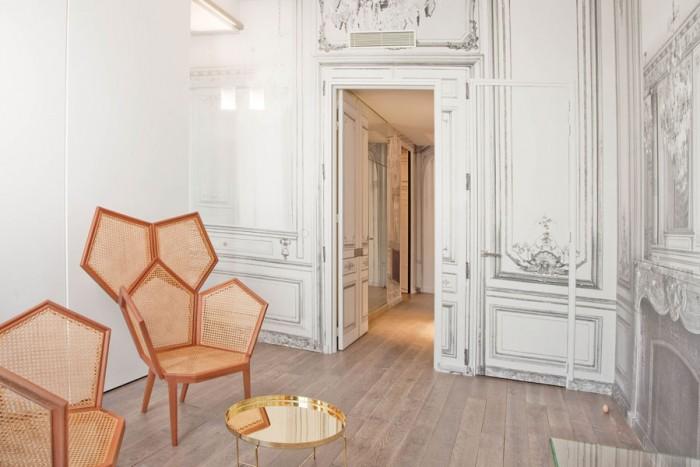 La Maison Champs-Elysées, un hôtel signé Maison Martin Margiela