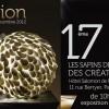 Les Sapins de Noël de créateurs 2012