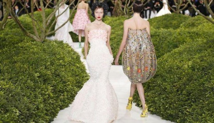 Christian Dior Haute-Couture Printemps Eté 2013