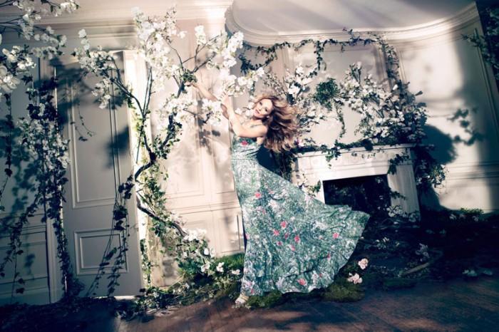 H&M Conscious X Vanessa Paradis