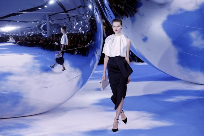 Christian Dior Prêt-à-Porter Automne Hiver 2013-2014