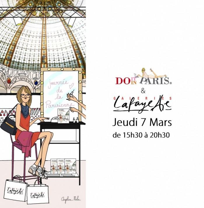 Une Journée de Parisienne par Do It In Paris