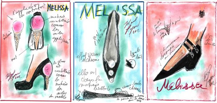Melissa x Karl Lagerfeld