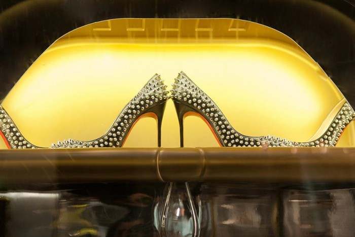 What A Catch by Christian Louboutin