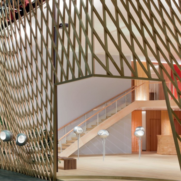 Le pavillon Hermès à Baselworld