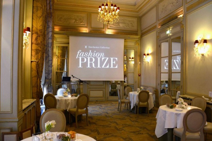 Dorchester Collection Fashion Prize 2013