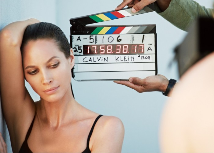 Calvin Klein, le grand retour de Christy Turlington