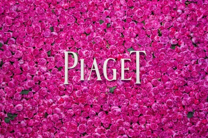 Piaget Rose Day : le concert