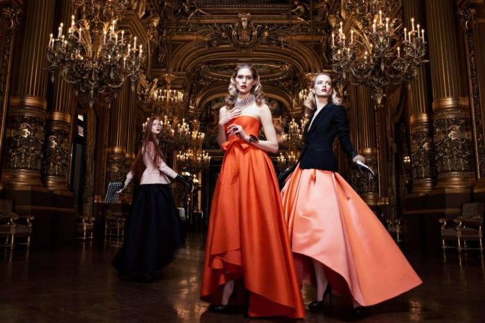 Dior, une nuit à l'Opéra