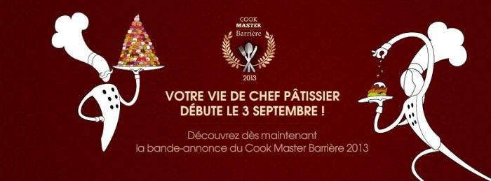 Cook Master Barrière 2013