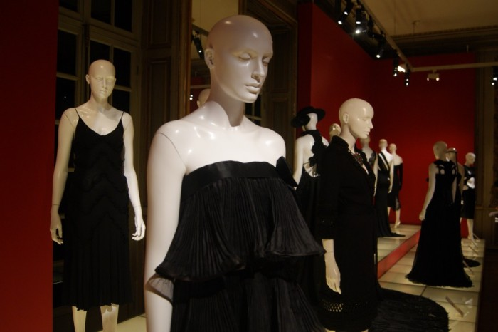 L'exposition Little Black Dress par André Leon Talley