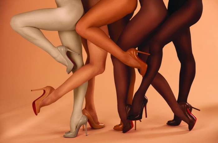 5 Shades of Nude par Christian Louboutin