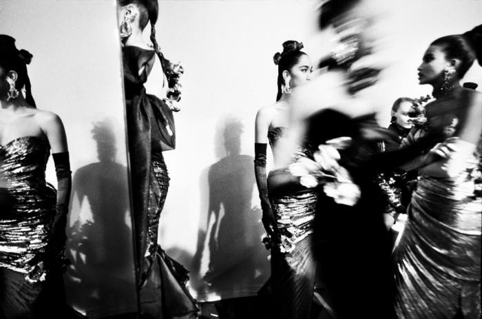 Back to backstage par Gérard Musy