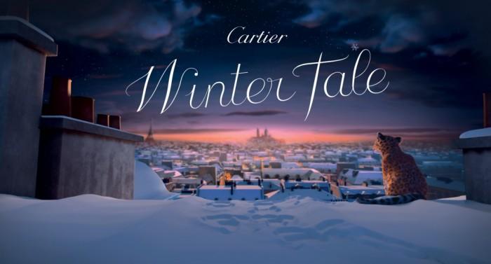 Le nouveau conte de Noël de la Maison Cartier