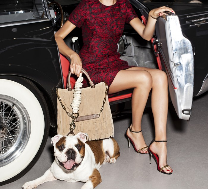 Gaspar, la nouvelle collection de sacs de Carolina Herrera