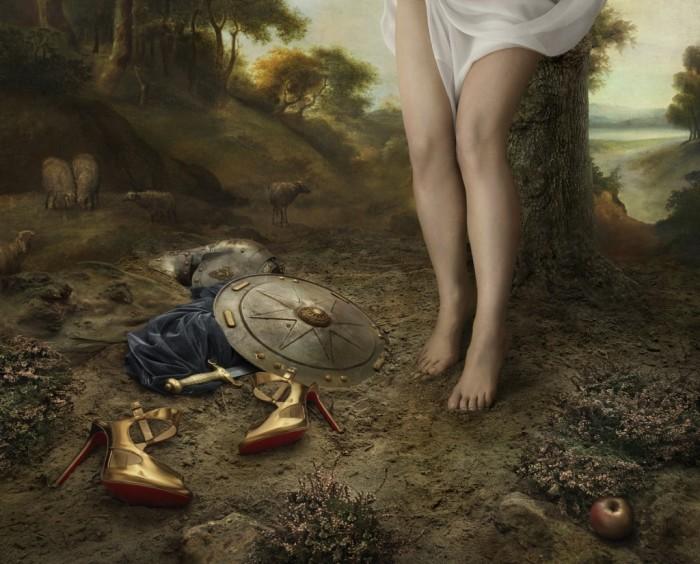 A Ruben's Fantasy par Christian Louboutin