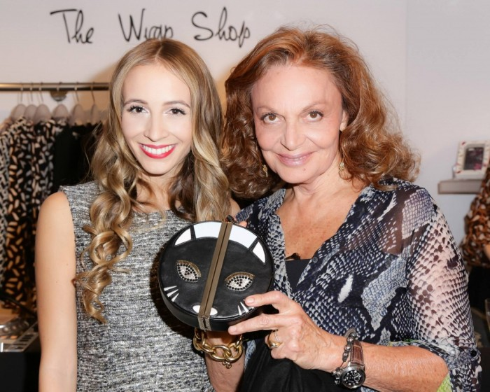 DVF loves HVN
