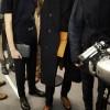 Backstage Louis Vuitton Hommes Automne Hiver 2014-2015