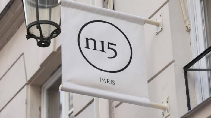 Rupert Sanderson pour N15 Paris
